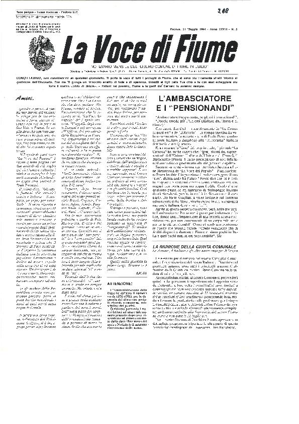Voce di Fiume n. 5 5-1994